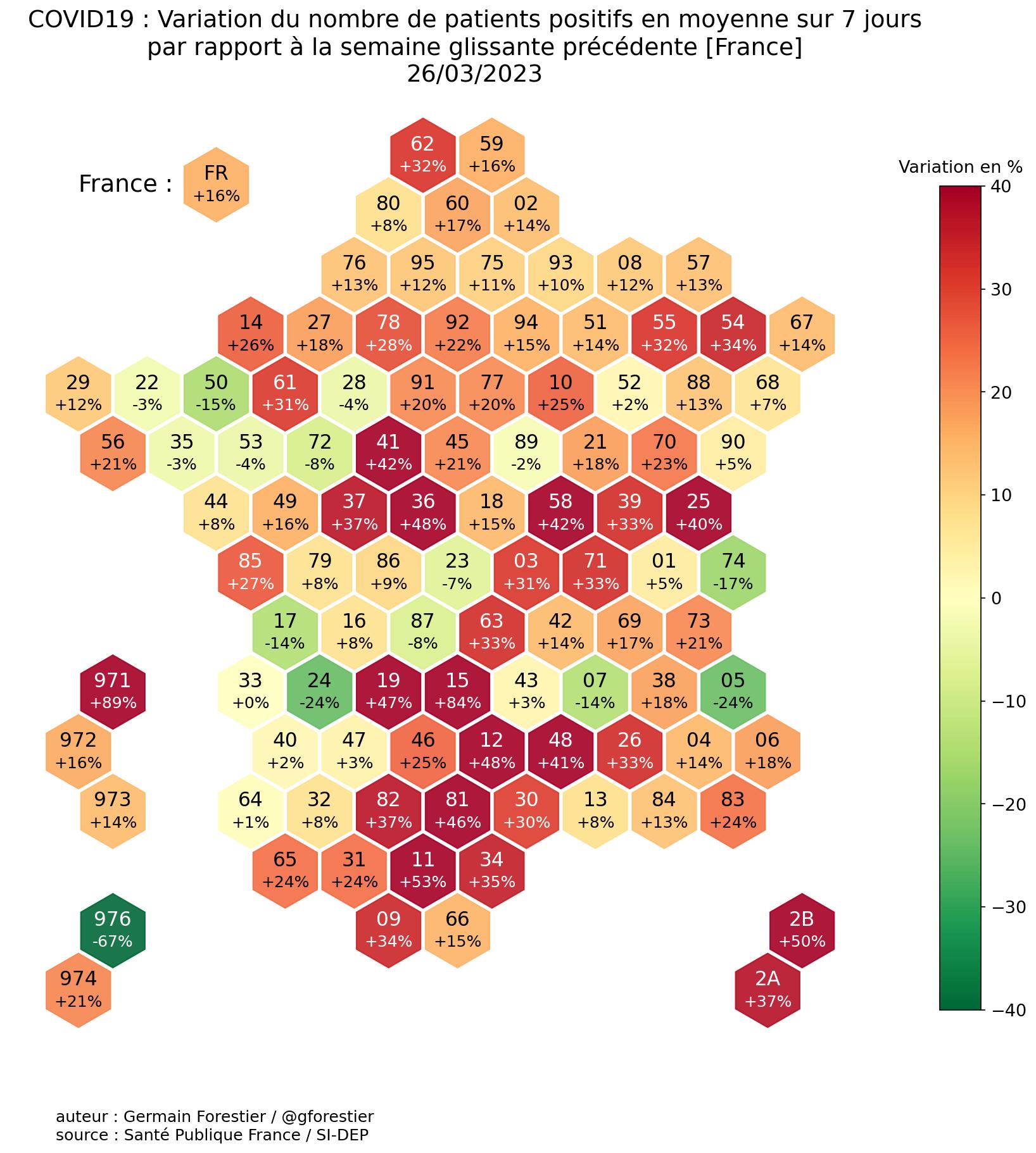 Le coronavirus COVID-19 - Infos, évolution et conséquences - Page 22 Hex-map-variation-cas